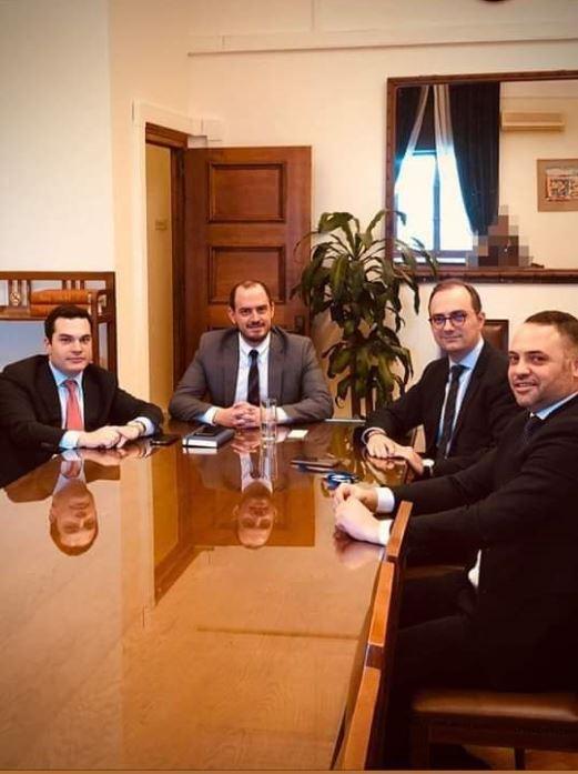 Δελτίο Τύπου: Δράσεις για την υλοποίηση της συμμετοχής δικηγόρων  στη μεταβίβαση ακινήτων και σύσταση εταιρειών
