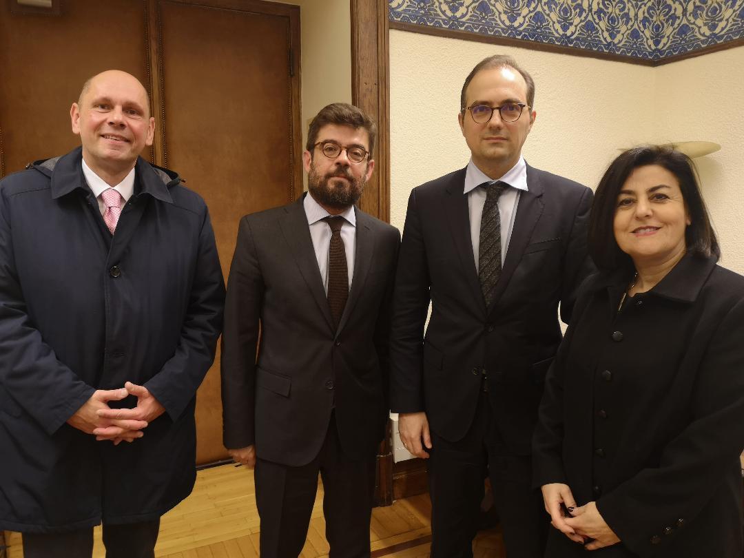 Δελτίο Τύπου: Συνάντηση του Συνδυασμού μας με αντιπροσωπεία του ΣΥΡΙΖΑ